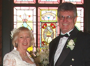 Terri Akin and John McClure